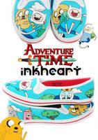 adventure time kicks by felixartistixcouk