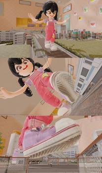MMD Giantess Rini
