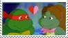 RaphMona stamp by Nai-16B