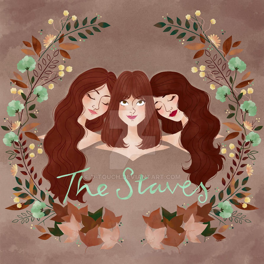 The Staves by D-touch