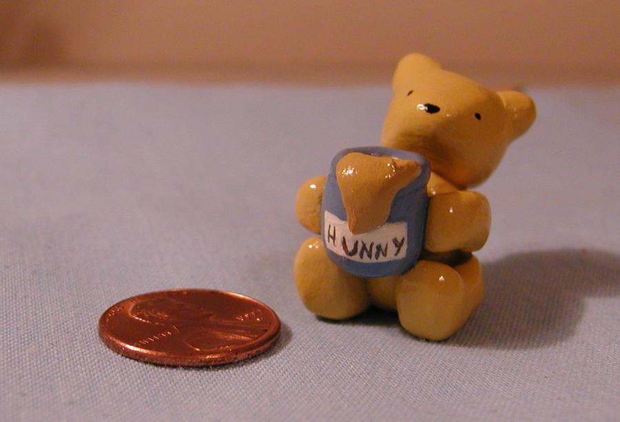Classic Winnie the Pooh Figure