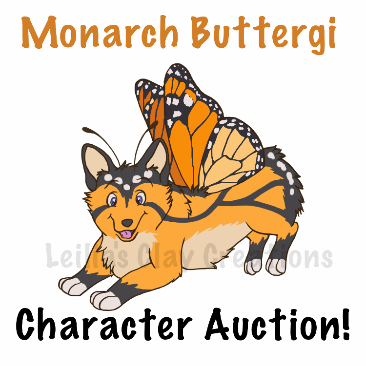 Monarch Buttergi Character Auction by LeiliaClay on DeviantArt