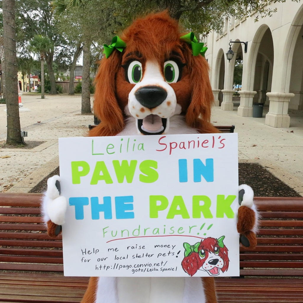 Donate to Paws in the Park! by LeiliaClay