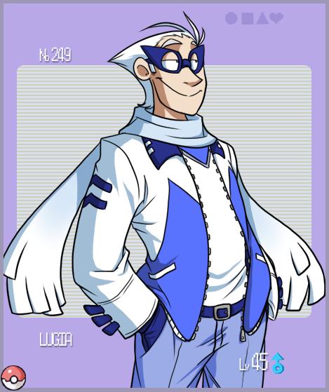 Lugia Human PKMN No. 249: L...