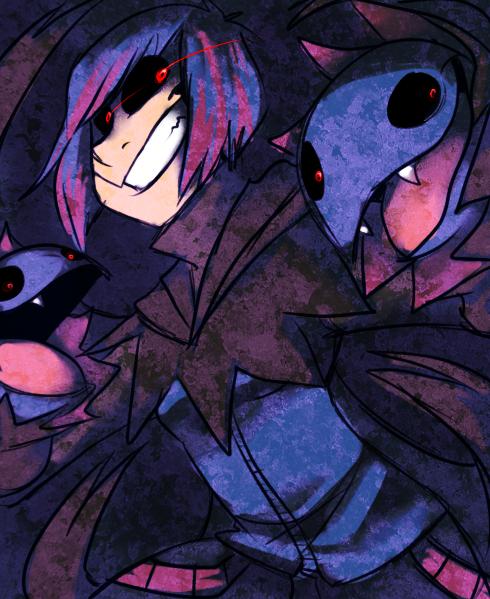 Ramona Used Dark Pulse by BechnoKid
