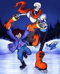 UT: Skatin' On the Ice