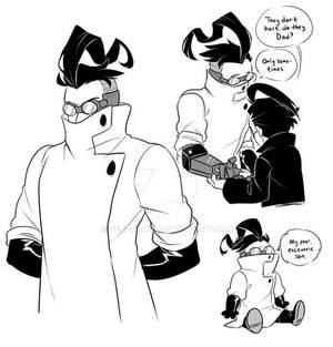 IZ: World's Okayest Dad