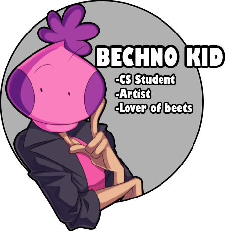 BechnoKid's Profile Picture