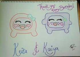 For keita by Colorful-Kaiya