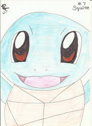 squirtle no.7 by Colorful-Kaiya