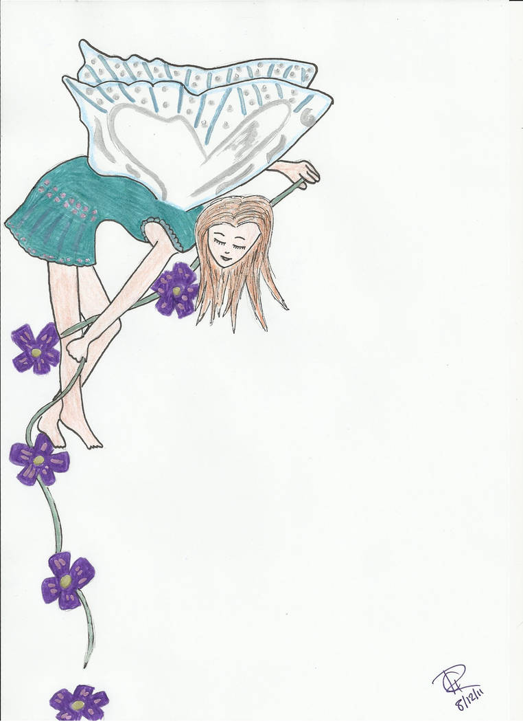 Fairy by Colorful-Kaiya