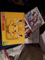 Pikachu 3ds! by Colorful-Kaiya