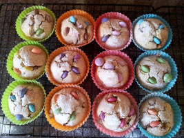 Muffins! by Colorful-Kaiya