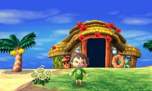Visiting the island by Colorful-Kaiya