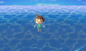 Swimming! by Colorful-Kaiya