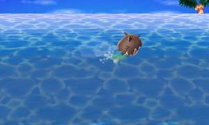 Swimming, just keep swimming! by Colorful-Kaiya