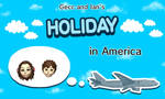 Holiday to america!