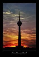 Milad Tower by shadnavid