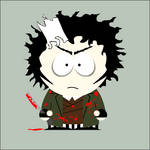Sweeney Todd in South Park