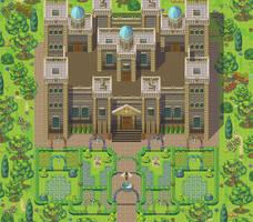 RMXP's Castle by Onizzuka