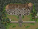 Shinra mansion