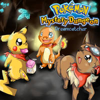 Pokemon mystery dungeon by LiChan99