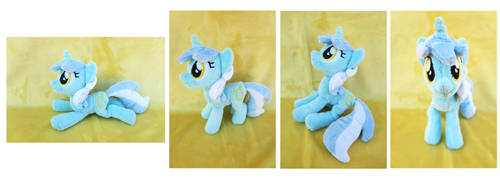 Lyra Heartstrings Plush by CalettesCreations