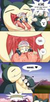 Bad Snorlax! Bad!