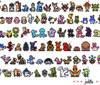 JOHTO_tiny_pokemon by GrimoireDays