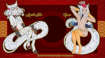 [Open 1/2] Good Luck Eliore Adopts by LadyDragonKia