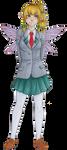 Amino commission by LadyDragonKia
