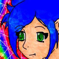 Emie-kun mosaic by LadyDragonKia