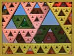 Many Triangles