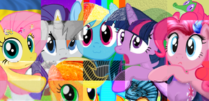 Collective  collage by Synch-Anon