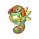 Pokemon Fusion Sprite by maryd39