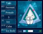 PKMN-Journeys: Snorunt App