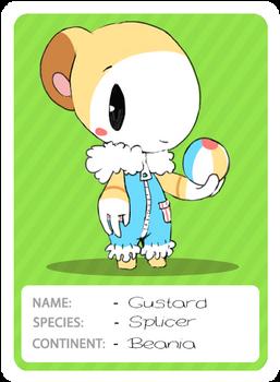 Custard - Gustard Card