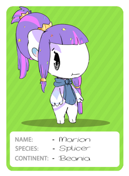 Marion Card