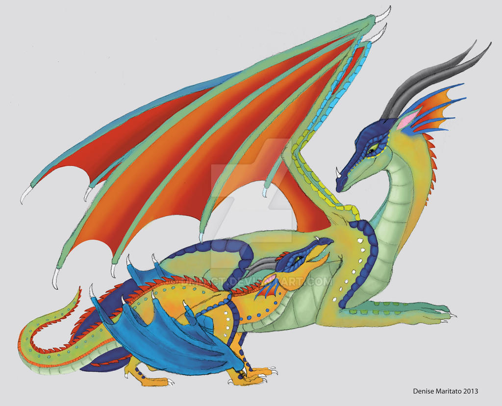 Parent reviews for The Dragonet Prophecy: Wings of Fire, Book 1