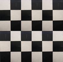 black and white floor tiles 2 by marmaladepip