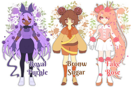Adopt Guest Huflowers | OPEN AUCTION