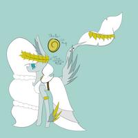Athena Ref Outfit 1 by LilBlueCupcake