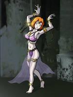 Shiela Hypno Dancer by AndronicusVII