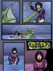 The Ninja and the Elephant page 04 by AndronicusVII