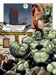 HULK 2099 vs TREX page 009 by AndronicusVII