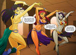 Blackfire teaches Dance