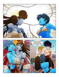 Ranma of Mars 158 by AndronicusVII