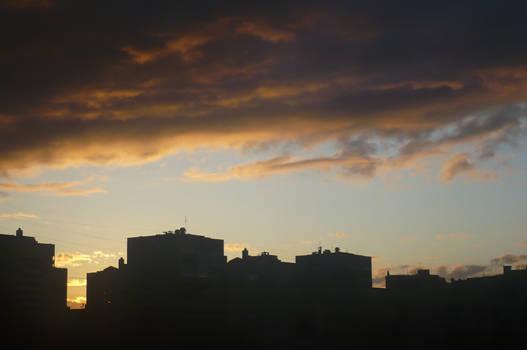 ~Heavy sunset~