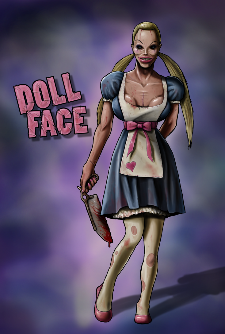 Dollface by AnatomicalBomb