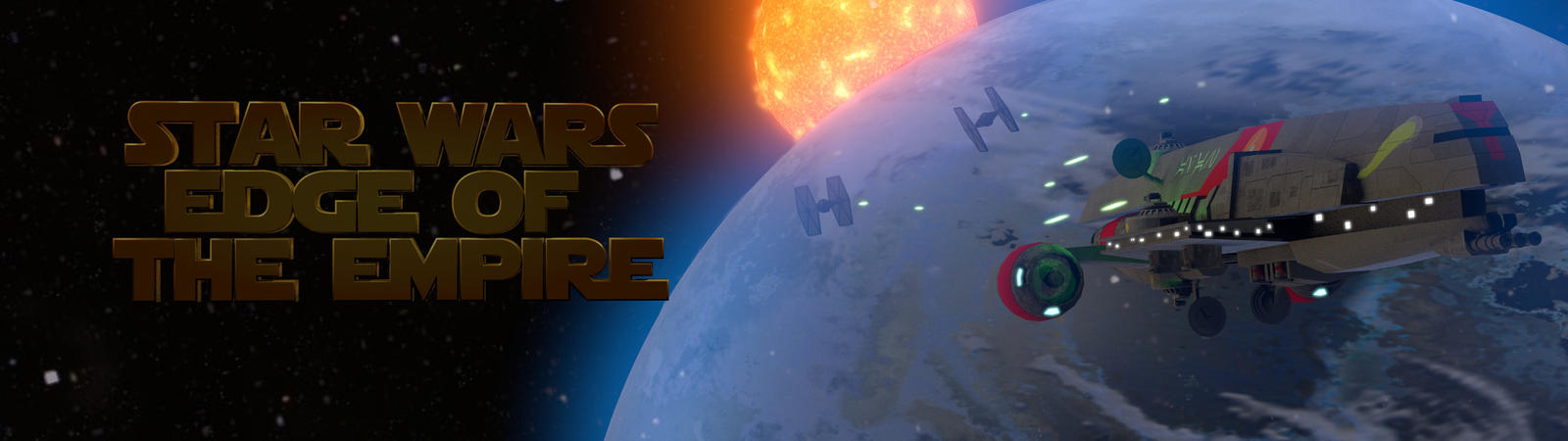 Star Wars Themed Dual Monitor Wallpaper By Spartanlord1014 On Deviantart